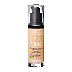 Bourjois 123 Perfect alapozó krém Vanila 52 SPF10 30ml