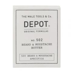 Depot 502 Beard & Moustache Butter 30ml
