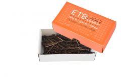 ETB Hair Barna hajcsatt 5cm 200g