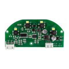 ETB Nails Aurora 1 UV/LED lámpa kezelőpanel