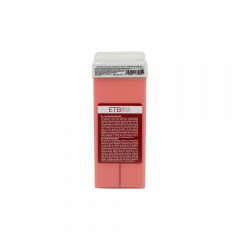 ETB Wax Rózsaszín széles Eco gyanta applikátor 100ml