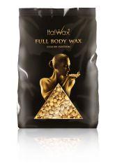 ItalWax Szintetikus gyantagyöngy Arany 1000g