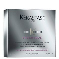 Kerastase Specifique Intense Long-Lasting Anti-Dandruff Kezelés 12x6ml