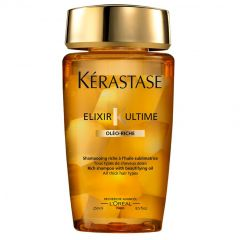 Kerastase Elixir Ultime Oleo-Riche Sampon 250ml