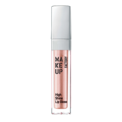 Make up Factory High Shine Lip Gloss Apricot Blush 35