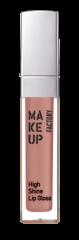 Make up Factory High Shine Lip Gloss Cinnamon Rose 36