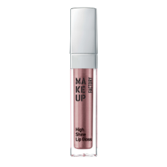 Make up Factory High Shine Lip Gloss Precious Rose 49