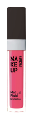 Make up Factory Mat Lip Fluid Longlasting Coral Rose 48