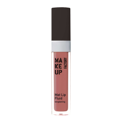 Make up Factory Mat Lip Fluid Longlasting Violet Mauve 52