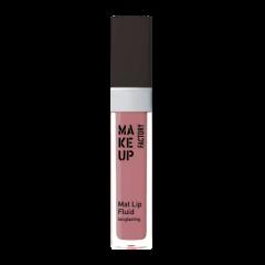 Make up Factory Mat Lip Fluid Longlasting Velvet Rosewood 61