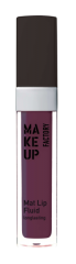 Make up Factory Mat Lip Fluid Longlasting Purple Heart 91