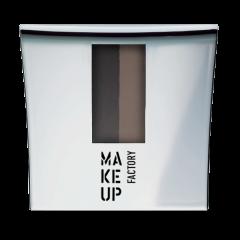 Make up Factory Eye Brow Powder Intense Brown 1