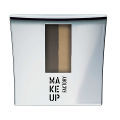 Make up Factory Eye Brow Powder Coffee Brown 2