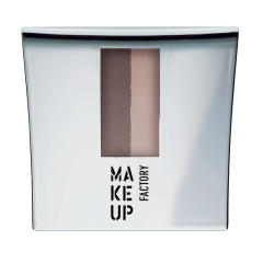 Make up Factory Eye Brow Powder Ash Brown 6