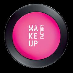 Make up Factory Mat Eye Shadow Mono Fuchsia Pink 58