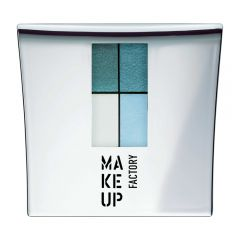Make up Factory Quattro Eye Shadow Secret Lagoon 33