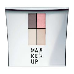Make up Factory Quattro Eye Shadow Nude Meets Pink 85