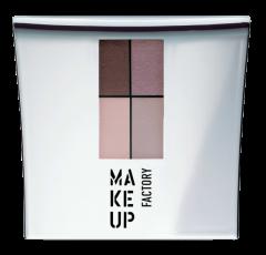 Make up Factory Quattro Eye Shadow Nordic Attidude 86