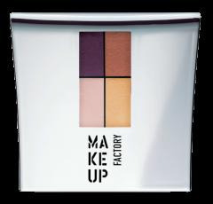 Make up Factory Quattro Eye Shadow Oriental Night 89A