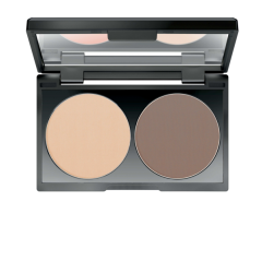 Make up Factory Duo Contouring Cream Rosy Brown 16