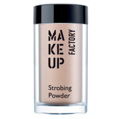 Make up Factory Strobing Powder Natural Highlight 1