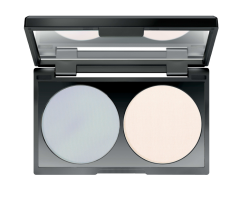 Make up Factory Holographic Illusion Blue lights/Silver lining 28