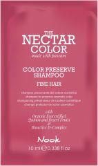 Nook Nectar Color Fine Hair Color Preserve Sampon 12ml