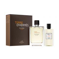 Hermes Terre d'Hermès Eau Intense Vétiver 100ml+Shover Gel 80ml