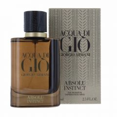 Armani Acqua di Giò Absolu Instinct 75ml
