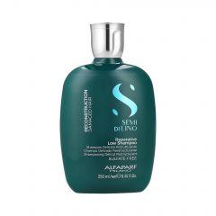Alfaparf Milano Semi Di Lino Reparative Low Shampoo, Sampon 250ml