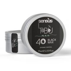 Sensus Tabu Man Black Wax 75ml