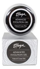 Thuya Evolution Gel Natural Cover Pink világos 30ml