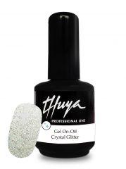 Thuya Gel On-Off Crystal Glitter 14ml