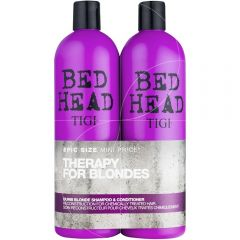 Tigi Bed Head Dumb Blonde Szett 2x750ml