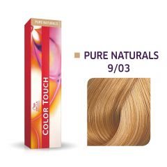 Wella Color Touch 9/03 60ml