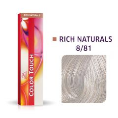 Wella Color Touch 8/81 60ml