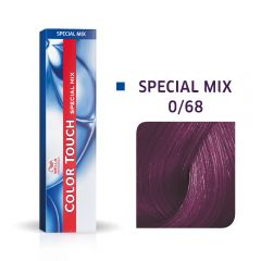 Wella Color Touch SPECIAL MIX 0/68 60ml
