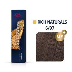 Wella Koleston Perfect Me + Rich Naturals 6/97 60ml