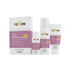 Yellow Liss Smoothing Treatment készlet