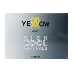 Yellow Rich Cool Natural Bemutató Katalógus